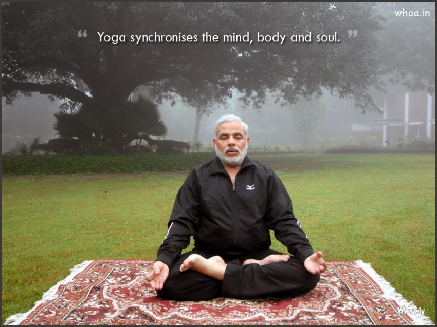 narendra-modi-performing-yoga