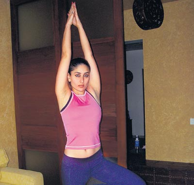 Kareena-Yoga