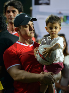 aamir-with son aazad