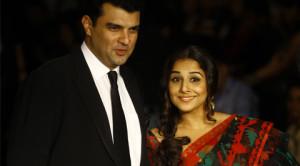 vidya balan with husband