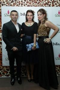 (L-R)_Tehseen Poonawalla, Monicka Vadera and Chitwn D Malhotra