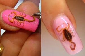 scorpio-nail-art