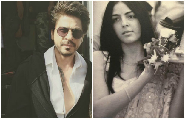 Hot news/bollywood latest news/treending-news/shah-rukh-khan-revealed-secet-smrty-irani-step daughter